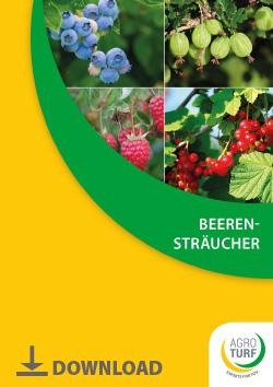 AgroTurf Beerensträucher Katalog Download
